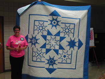 2006 Quiltfest award winner